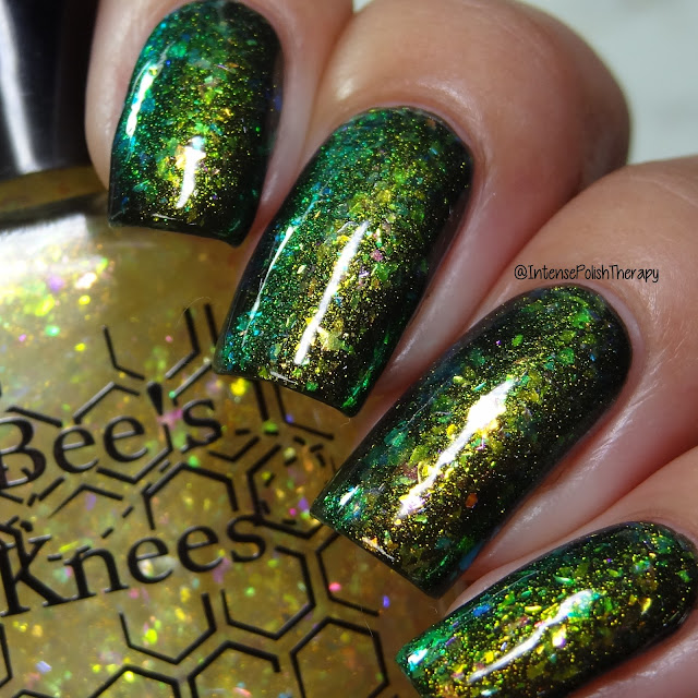 Bee's Knees Lacquer Fairy Dust