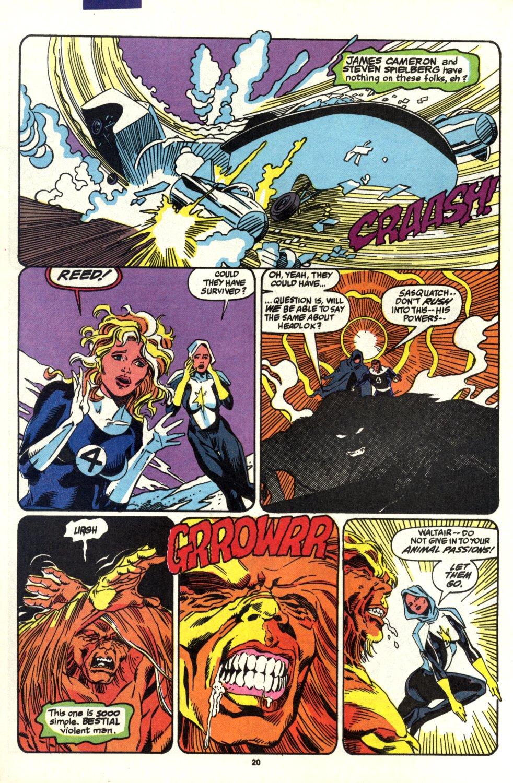 Read online Alpha Flight (1983) comic -  Issue #93 - 16