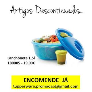 180005 - Lanchonete 1,5L Tupperware