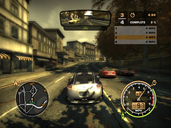 Need For Speed Most Wanted 2005 (PC/RIP) Highly Compressed