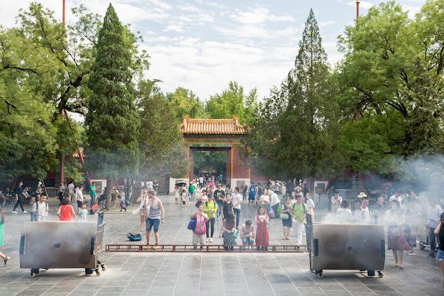 čína, cestování, blog, info, lama temple, historie, stavby, pagody, china, čínské chrámy