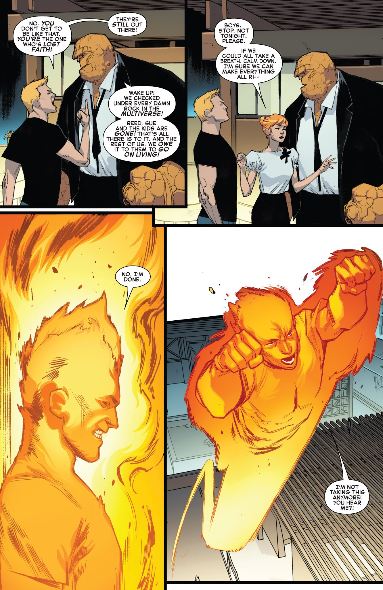 Fantastic Four (2018) #1 #16 - English 27