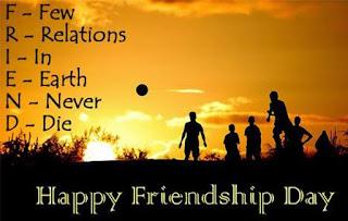 Friendship Day Wishing Video 2017