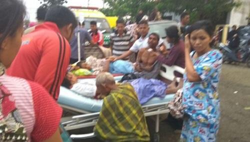 Gempa Bumi Mengegar Banda Aceh