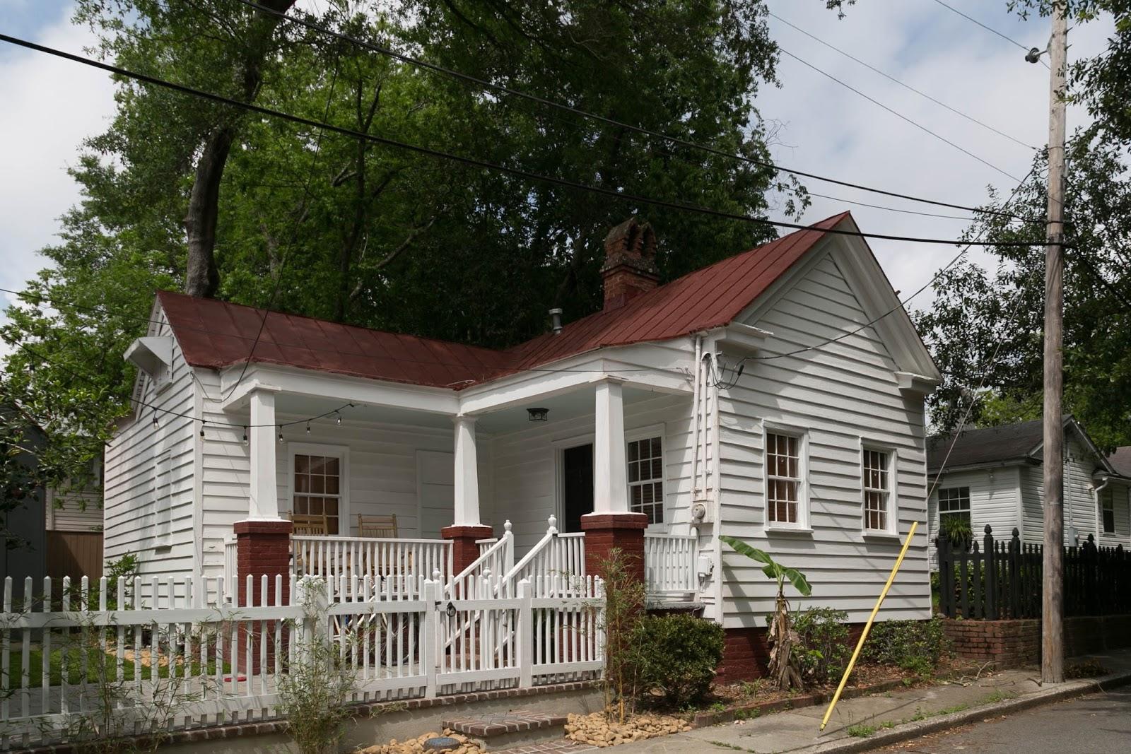 Charleston Daily Photo Teeny Tiny Houses