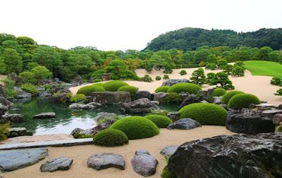 Jardim do Museu de Adachi