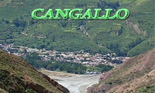 Alcalde de Cangallo concluye Proyectos para programar Reparaciones