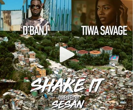 Video: D'Banj Releases Snippet of His New Song ft Tiwa Savage