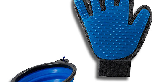 Grooming Glove By Soft Touch Review!