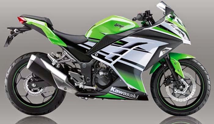 Harga Kawasaki Ninja 250