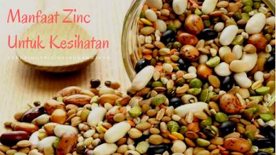 Manfaat Zink Untuk Kesihatan