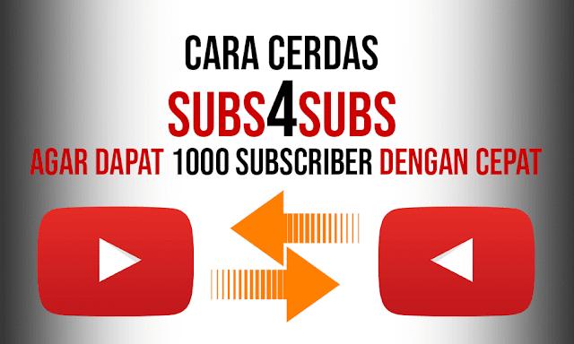 Hal Penting untuk Mendapatkan 1000 Subscriber