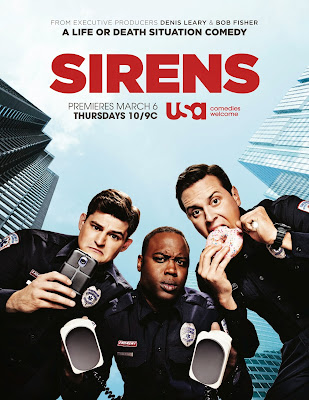 Sirens USA Network