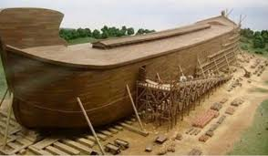 Signs Of Noah's Flood In Southern Africa (Website: Bryan Orford)