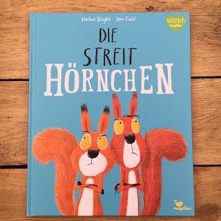 Familienbuecherei, Bilderbuch Die Streithörnchen