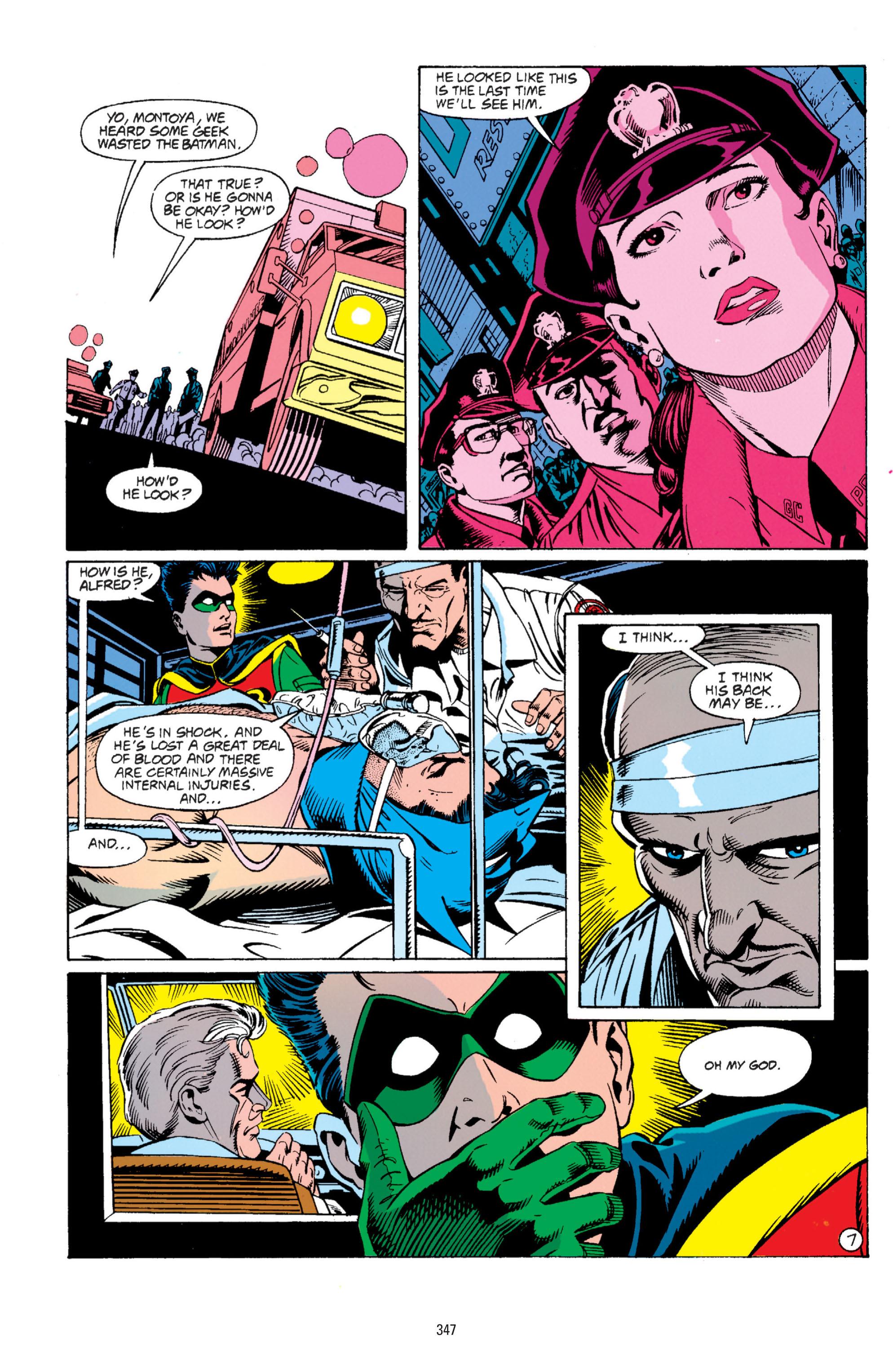 Detective Comics (1937) 664 Page 7