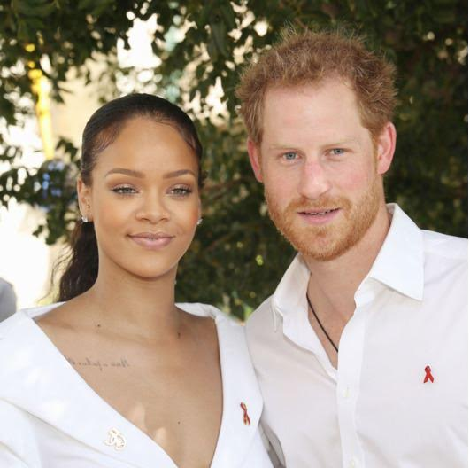 According To MTO, Rihanna Is Pregnant With Prince Harry's