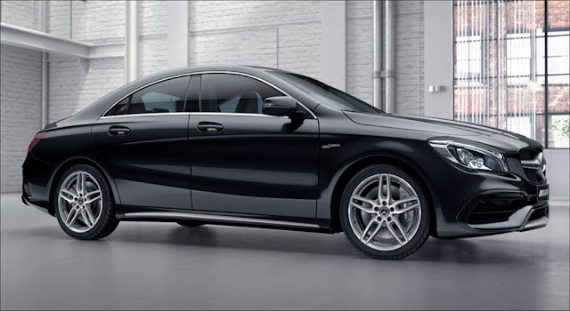 Mercedes AMG CLA 45 4MATIC 2019 thiết kế thể thao mạnh mẽ