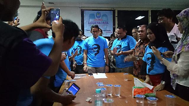 Deklarasi Dukung Prabowo-Sandi, Mantan Jokowers: Catat, Saya Akan Pulangkan Jokowi ke Solo