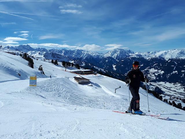 Skidresa till Zell am Ziller - Österrike