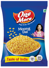 One more snacks moong Dal