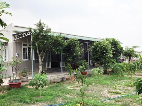Bán Nhà Và Đất Thổ Vườn Thị Xã Long Khánh Đồng Nai 04