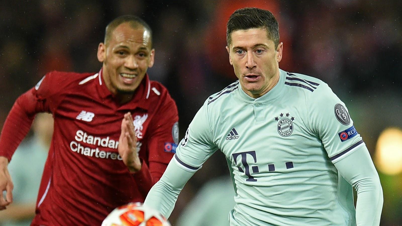 Prediksi Bayern Munchen vs Liverpool, 13 Maret 2019