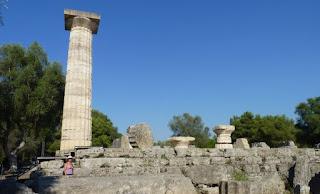 Templo de Zeus, Olimpia.