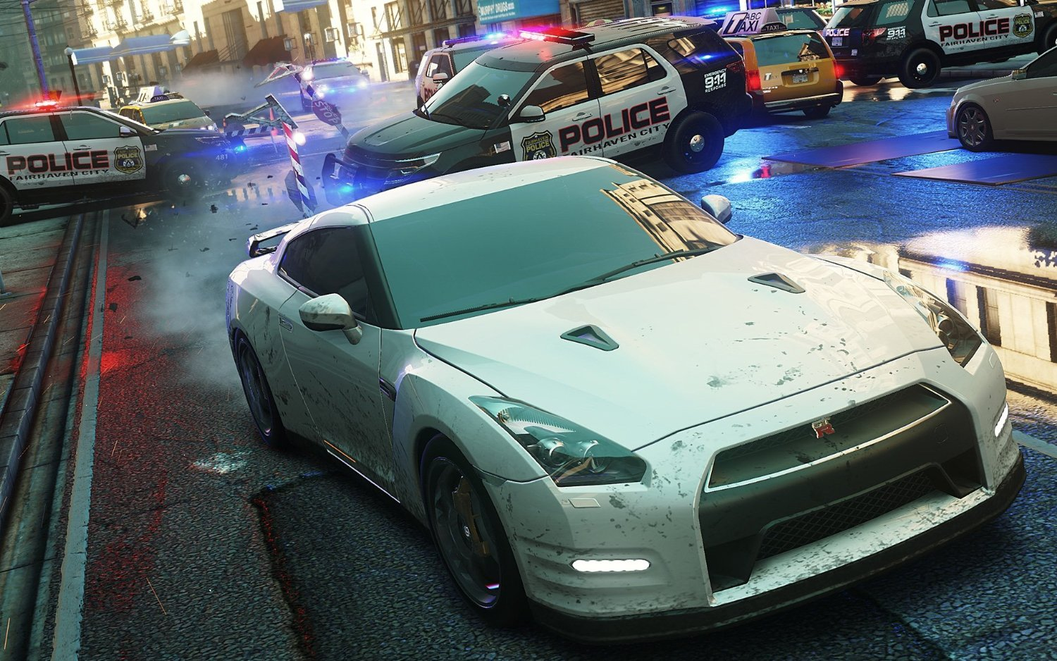 Download Need For Speed Most Wanted   Game Free For PC