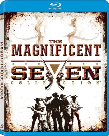 The Magnificent Seven 2016 English Bluray Movie Download