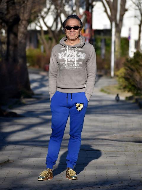 40代メンズ ジム ファッション