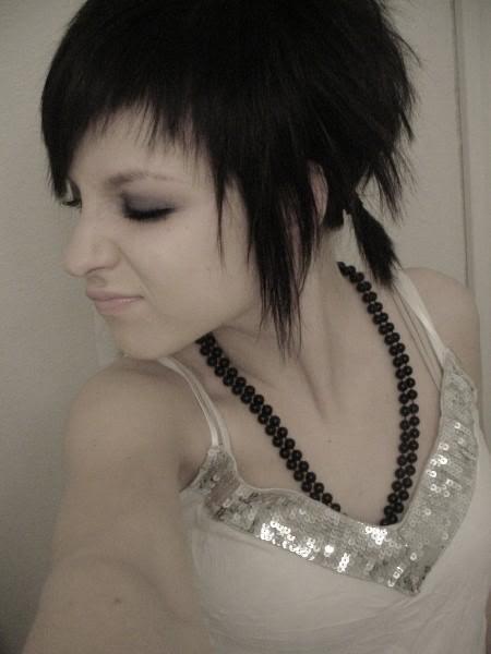 poisonyaoi Emo Short Hairstyles