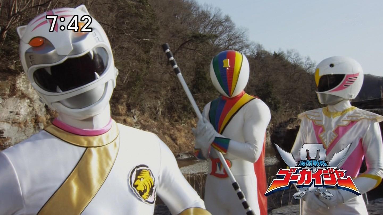 Kaizoku Sentai Gokaiger / Headscratchers - TV Tropes
