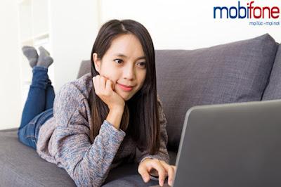 Đăng ký gói cước F200 Mobifone ưu đãi 20GB Data tốc độ cao
