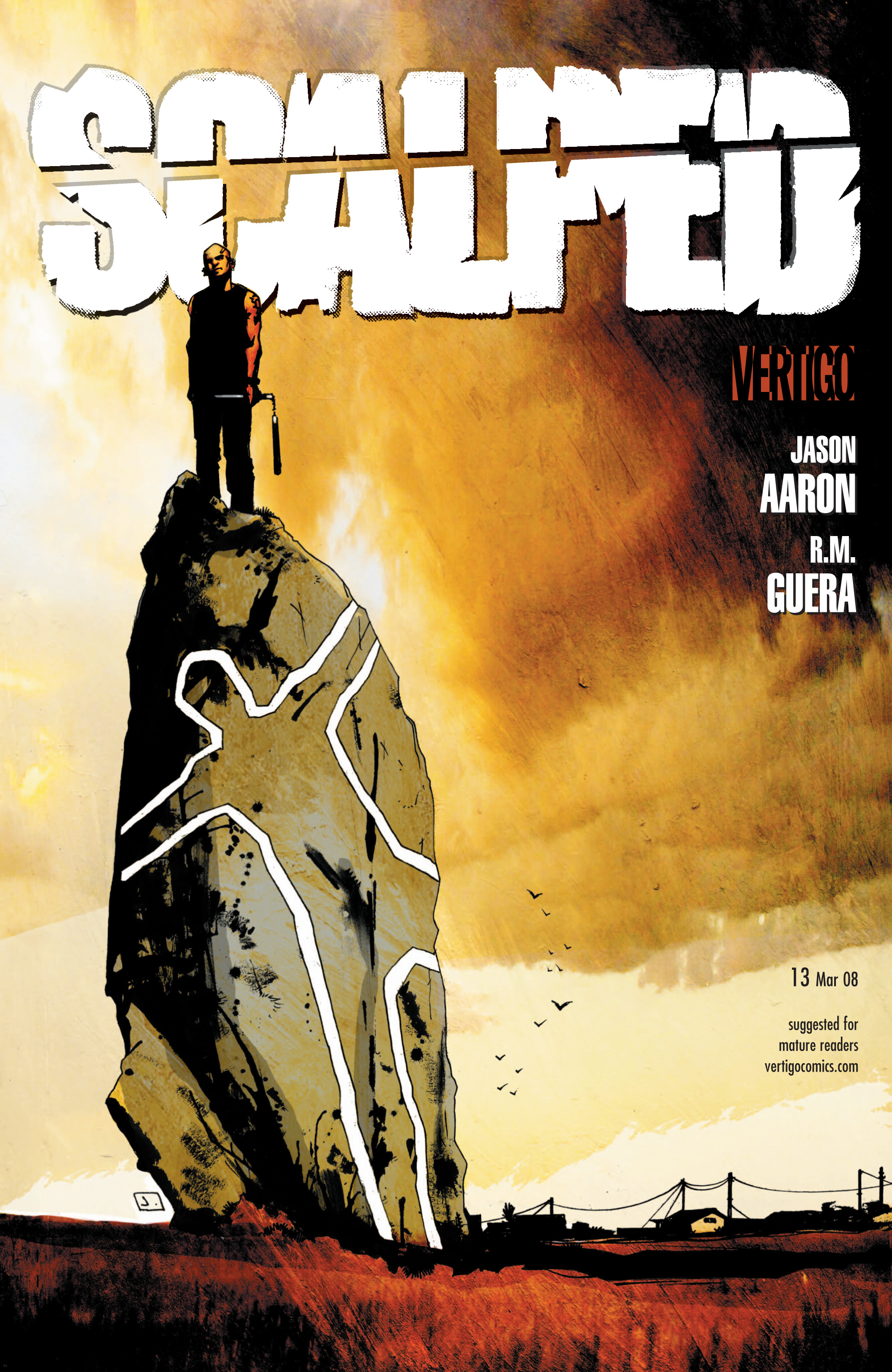 Scalped issue 13 - Page 1