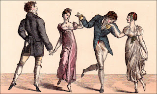 Dancing the Quadrille