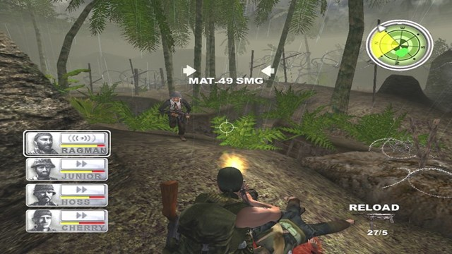 Download Game Conflict Vietnam PC Games Gameplay