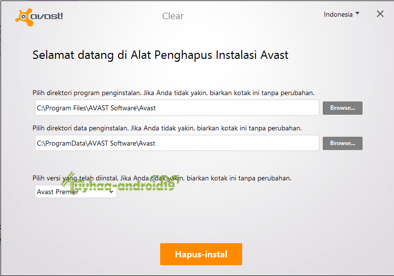 Avast Cleaner