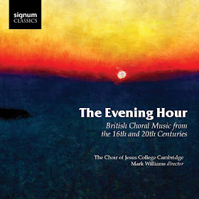 The Evening Hour - Signum Classics - choir of Jesus College, Cambridge