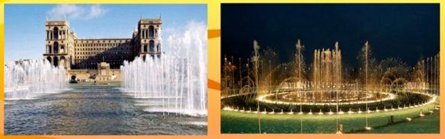 Баку столица Азербайджана