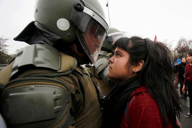 las mejores fotos de Reuters 2016