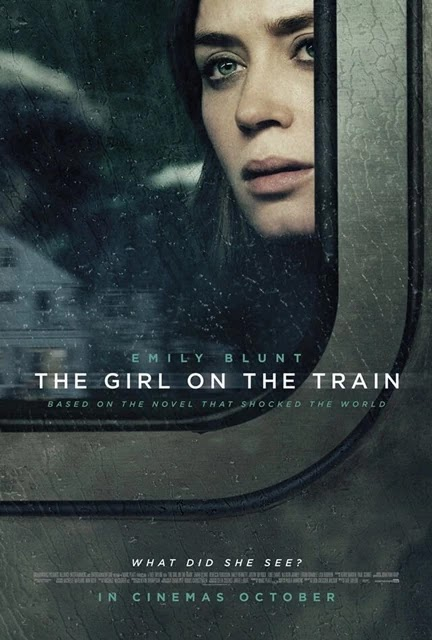 the Girl on the Train,列車上的女孩,火車上的女孩