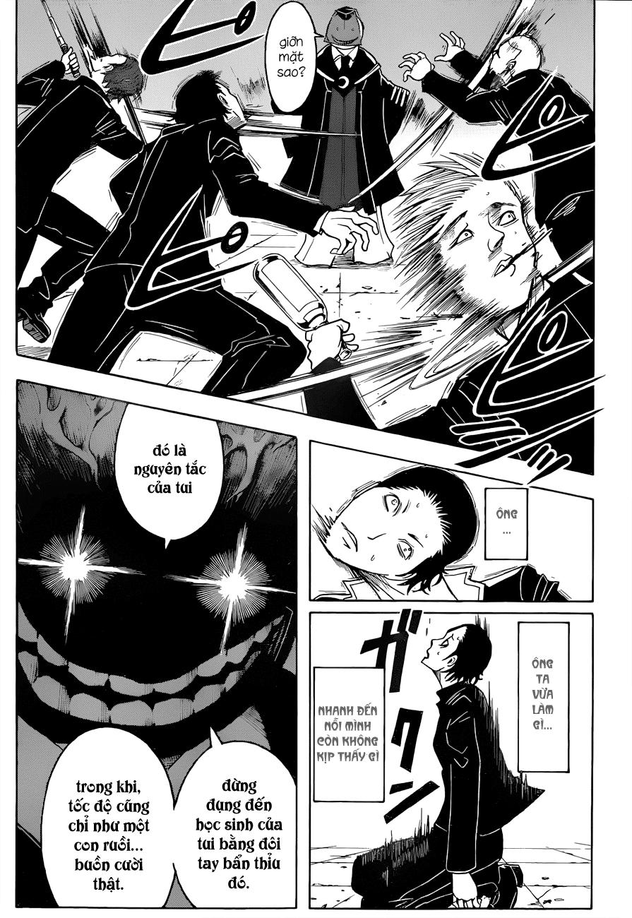 Ansatsu Kyoushitsu chap 17 trang 17