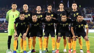 FIFA Ranking Malaysia Kini Jatuh Ke 167 Dunia