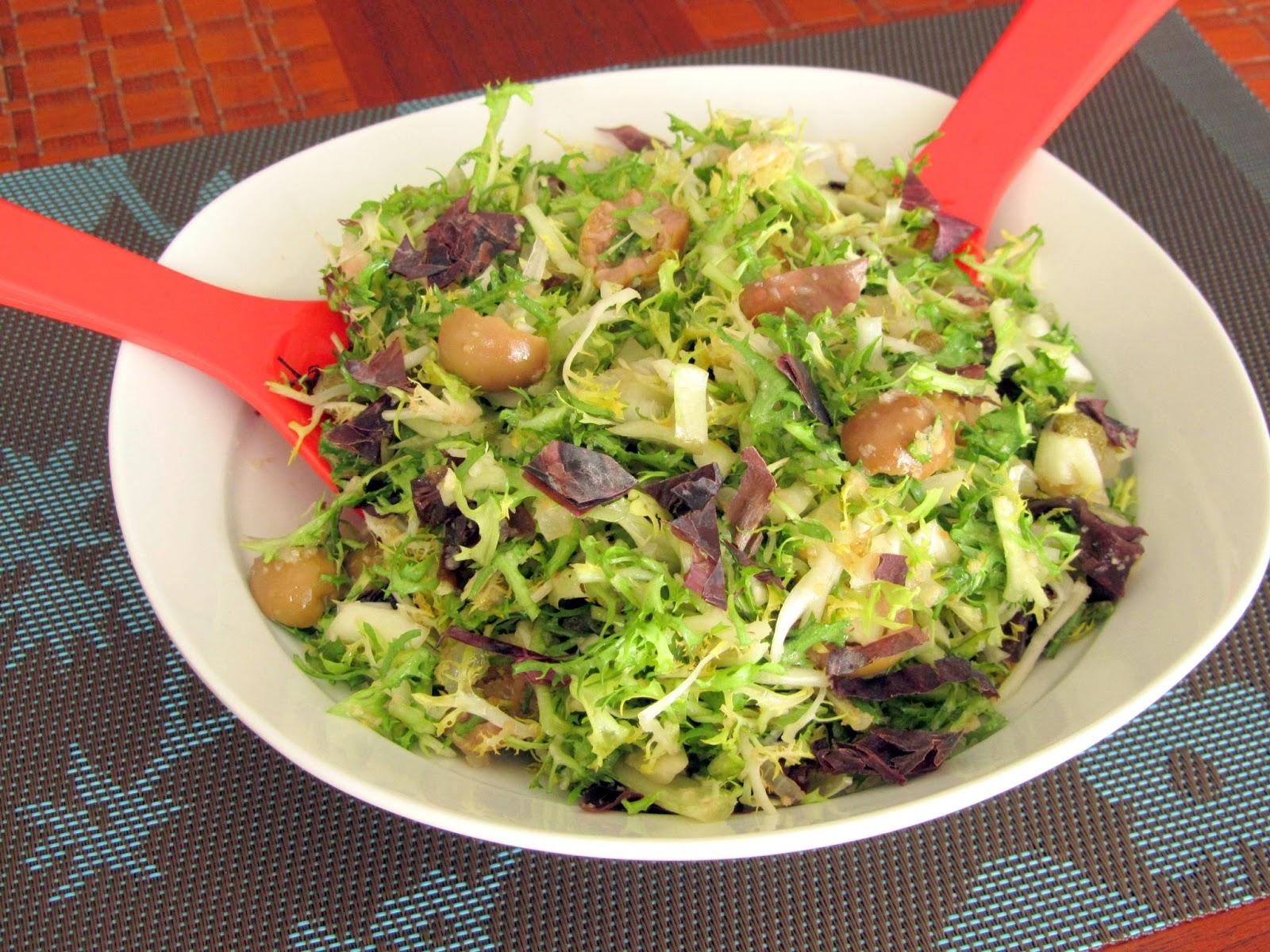 ensaladas verdes sencillas - photo #20