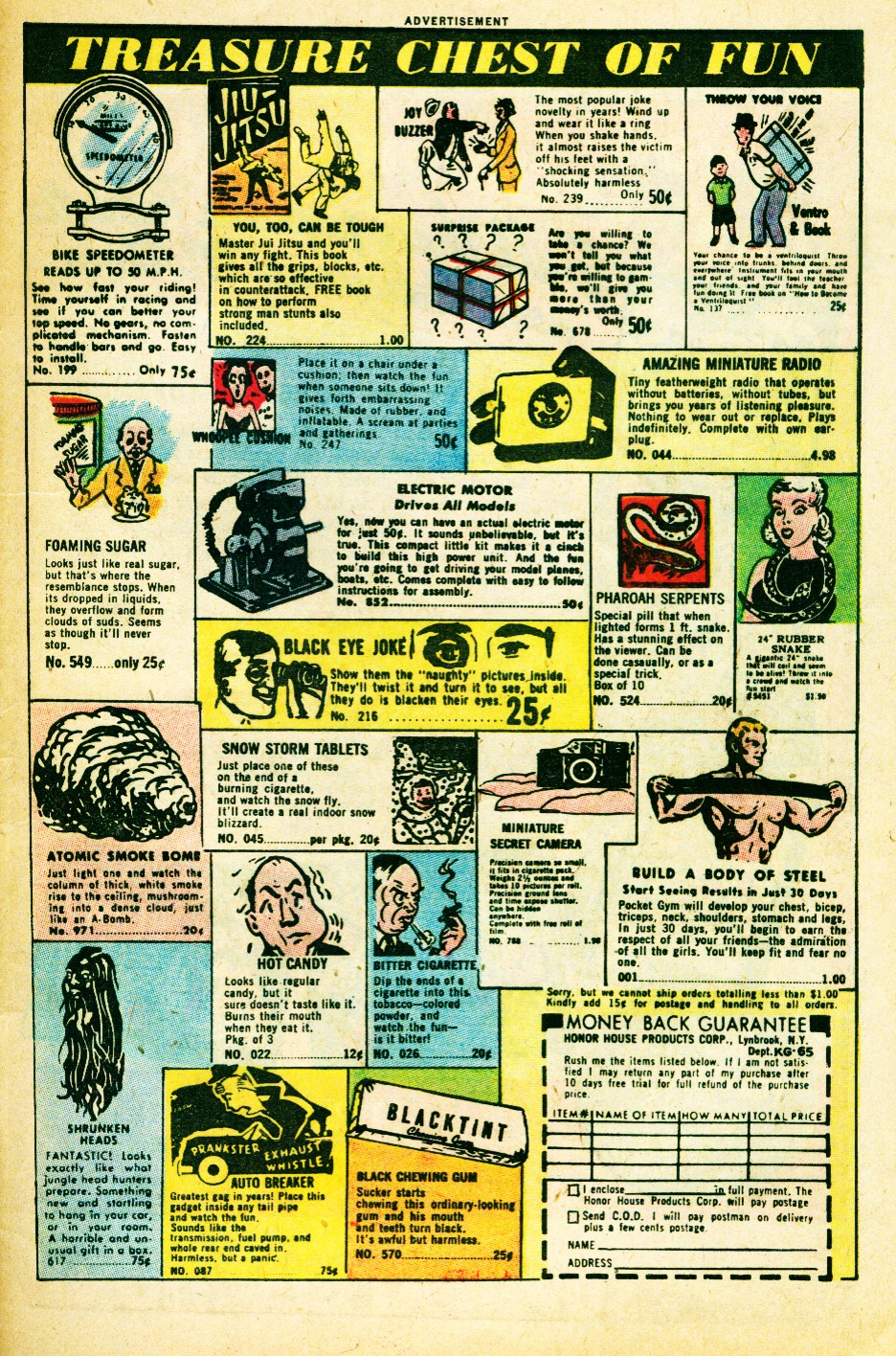 Read online Action Comics (1938) comic -  Issue #262 - 33