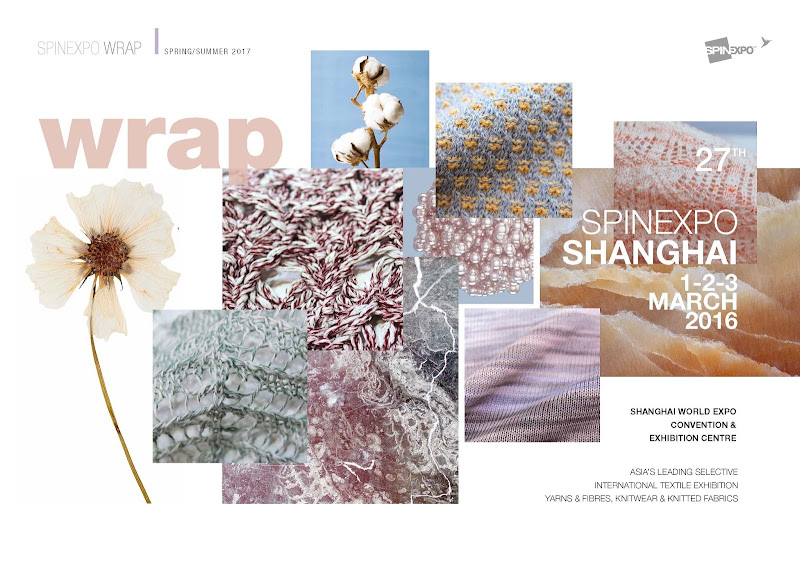 FASHION VIGNETTE: TRENDS // SPIN EXPO - MATERIAL TRENDS