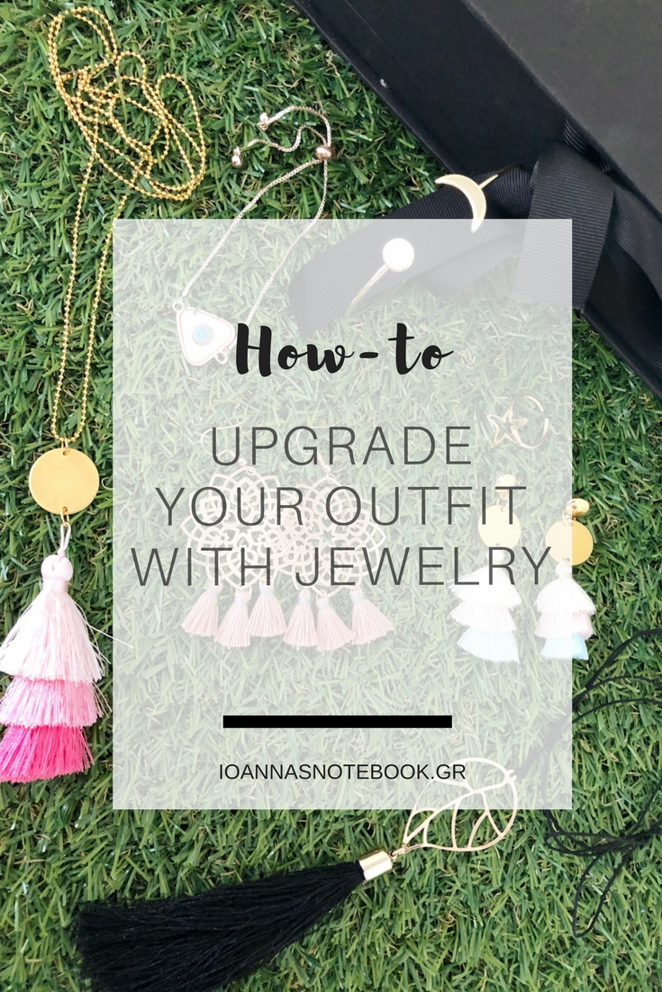 "Introducing ""Magdalena's Creations"" and sharing smart tips to upgrade your outfit using jewelry