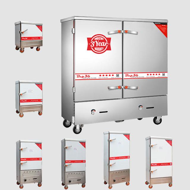 Tủ nấu cơm công nghiệp chính hãng tại Đồng Nai
