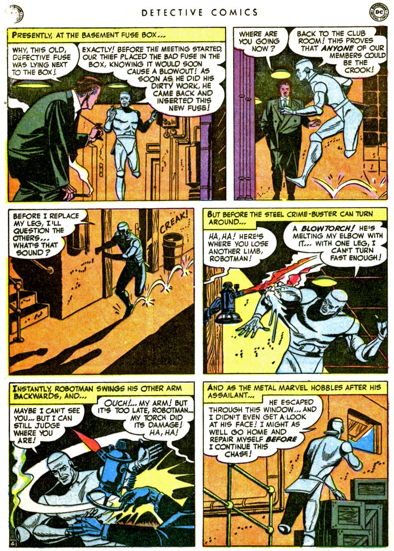 Read online Detective Comics (1937) comic -  Issue #162 - 30